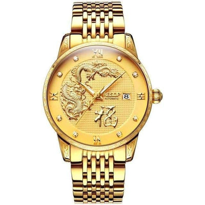 Montre Dragon Japon - Dragonys