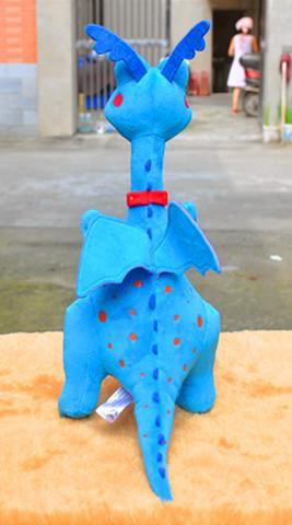 Peluche Dragon bleu - Dragonys