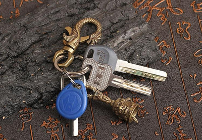 Porte Clef Dragon Accroche - Dragonys