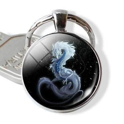 Porte Clef Dragon Fantastique - Dragonys