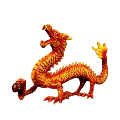 Statue Dragon Chinois - Dragonys