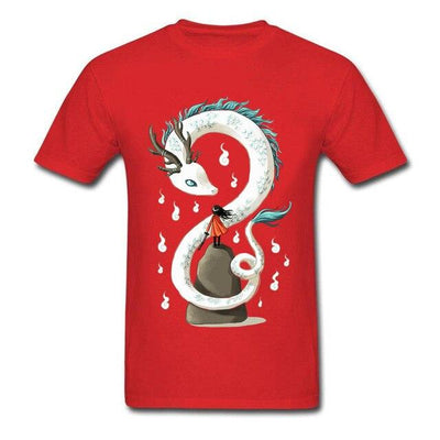 T-Shirt Dragon Esprit ultra tendance - Dragonys