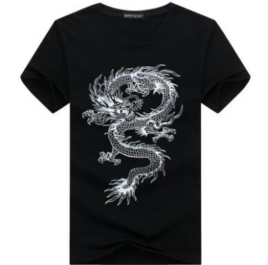 T-Shirt Dragon Fashion pour homme - Dragonys