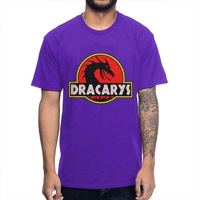 T-Shirt Dragon de style Casual - Dragonys