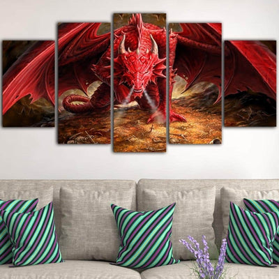 Tableau Dragon | Gardien - Dragonys