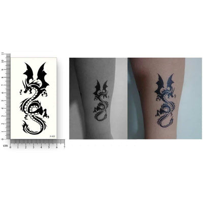 Tatouage Dragon Mythique - Dragonys
