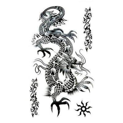 Tatouage Dragon Unique - Dragonys
