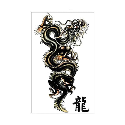 Tatouage Dragon Vietnamien - Dragonys