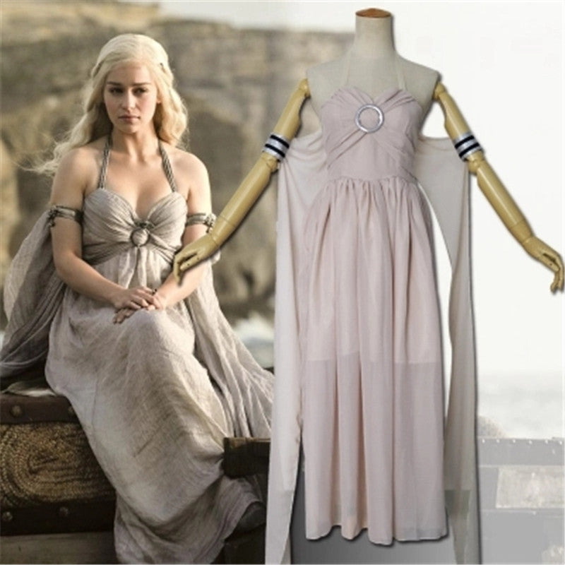 Déguisement Targaryen Daenerys Rose / Game Of Thrones - Dragonys