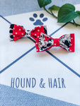 Double Dog Bow tie | Mickey x Stars