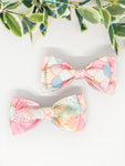 Double Dog Bow tie | Mermaid x Sparkles