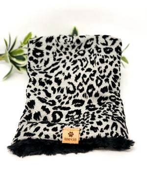 Dog Snuggy Scarf - Leopard