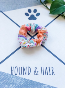 Scrunchie | Tie Dye x Arrows