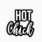 """Hot Chick"" Text Add-On"