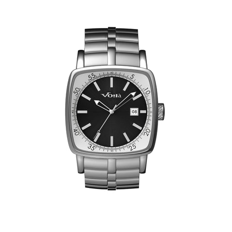 CHEVALIER (AUTOMATIC - STAINLESS STEEL BRACELET)