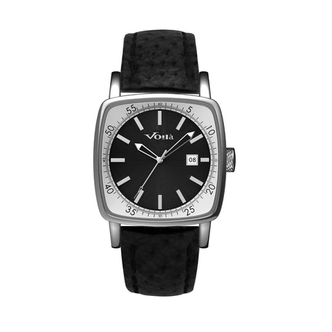 Chevalier Automatic Leather Strap