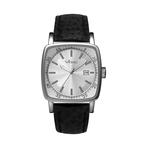 CHEVALIER (AUTOMATIC - LEATHER STRAP)