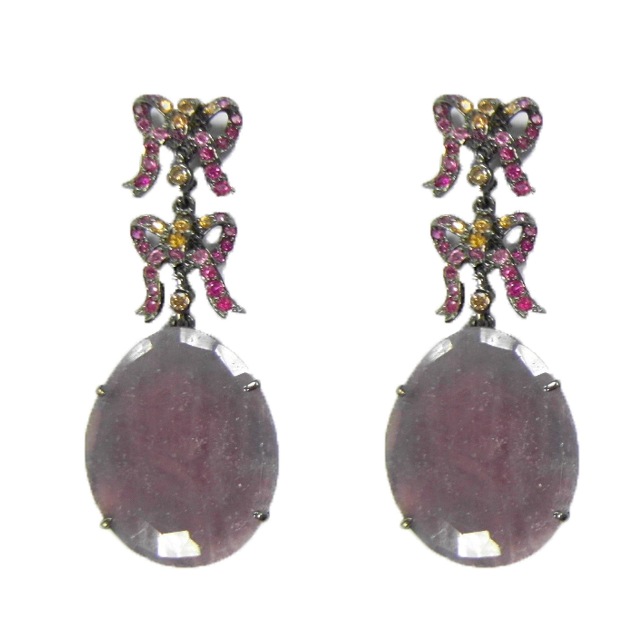 Pink Kawaii Earrings