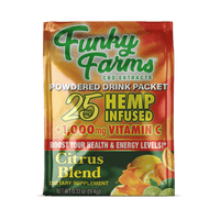 Funky Farms Drink Packet Citrus 25mg