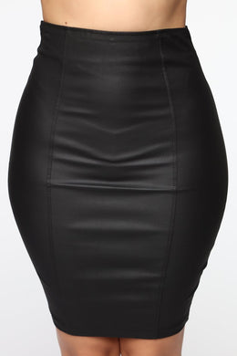 NOVA WEAR - When You Dance Pencil Skirt