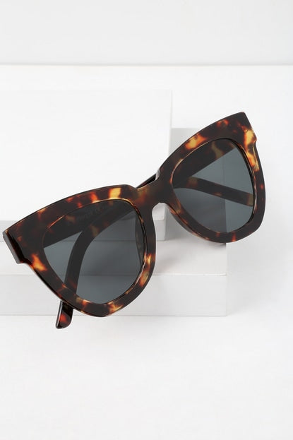 Not Standard Tortoise Sunglasses