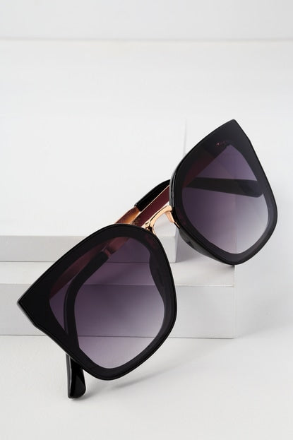 Augusta Black Sunglasses