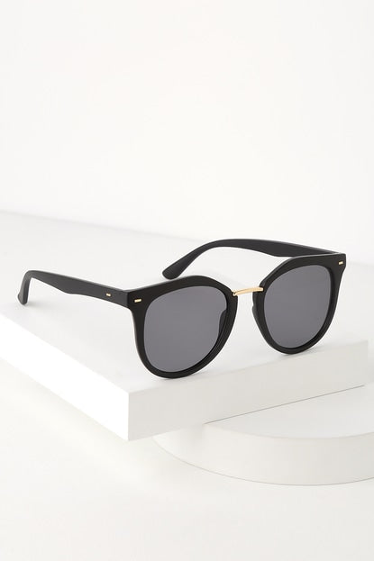 Cruising Matte Black Sunglasses