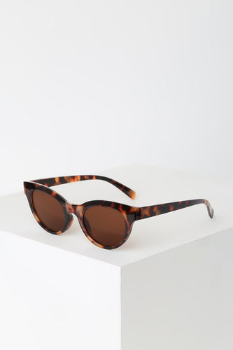 Zion Tortoise Cat-Eye Sunglasses