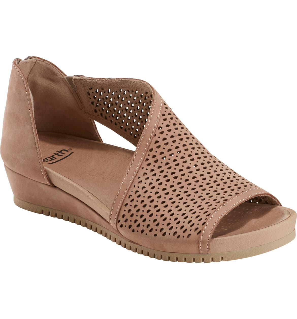 EARTH - Capricorn Wedge Sandal