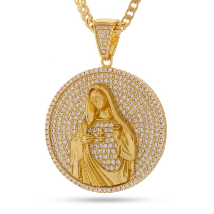 The Immaculate Heart of Mary Necklace