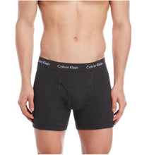 CALVIN KLEIN - 3-Pack Classic Fit Boxer Briefs