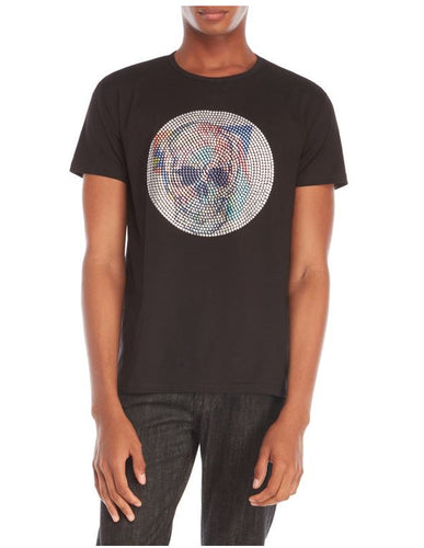 HEADS OR TAILS - Skull Studded Tee