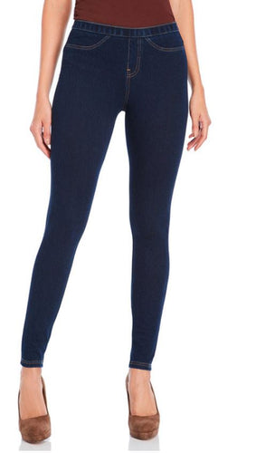 HUE - Denim Leggings