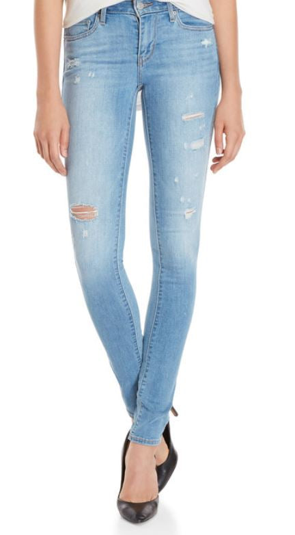 clearance sale newest selection structural disablities LEVI'S - Stereo Sound 711 Skinny Jeans