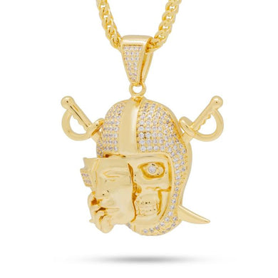 The 14K Gold Competitor Necklace