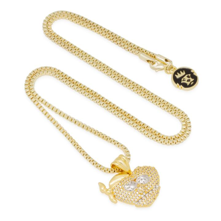 Thot Breaker Necklace Gold