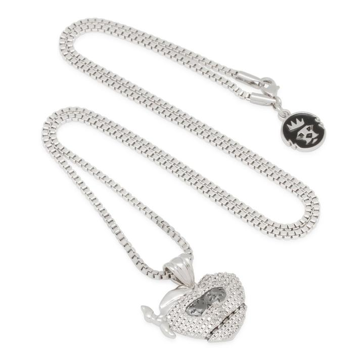 Thot Breaker Necklace White Gold