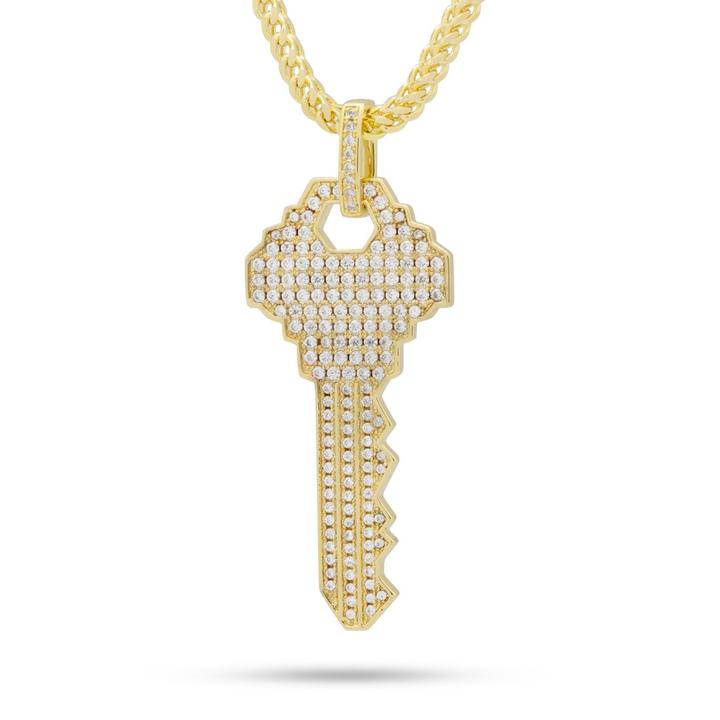 The Key to Love Necklace