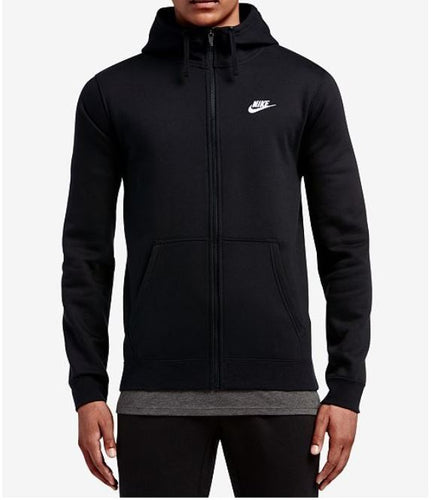 NIKE - Men's Fleece Zip Hoodie