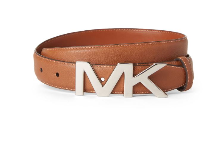 MICHAEL KORS - Logo Plaque Belt
