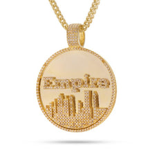 The Skyline Medallion Necklace