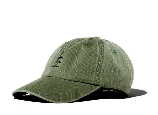 PINE OUTFITTERS - Logo-Embroidered Dad Cap