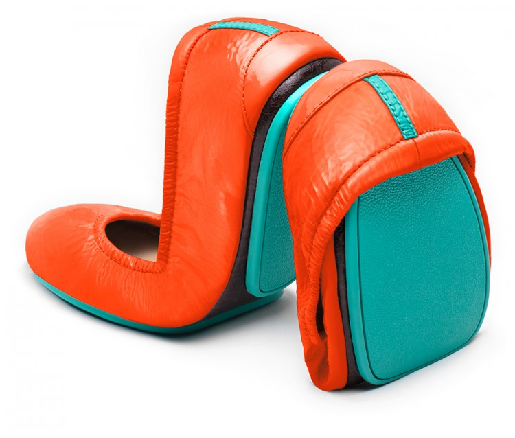 TIEKS - Outrageous Orange