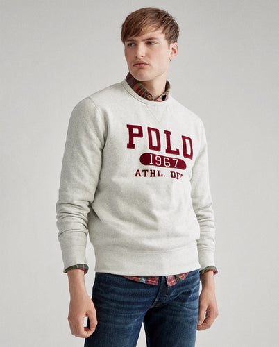 POLO RALPH LAUREN - Fleece Graphic Sweatshirt