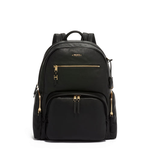 Tumi Voyageur Carson Backpack Leather