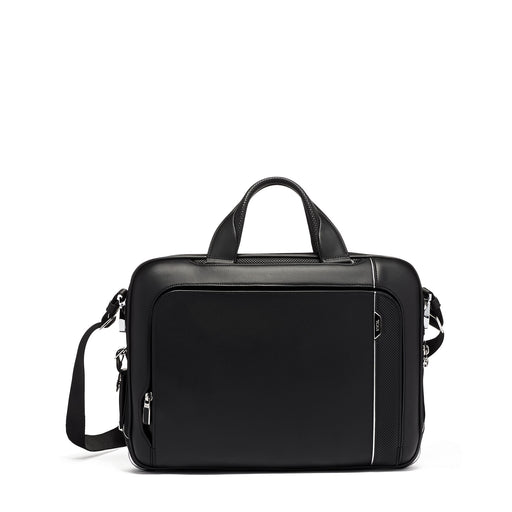 Tumi Arrive Sadler Brief Leather