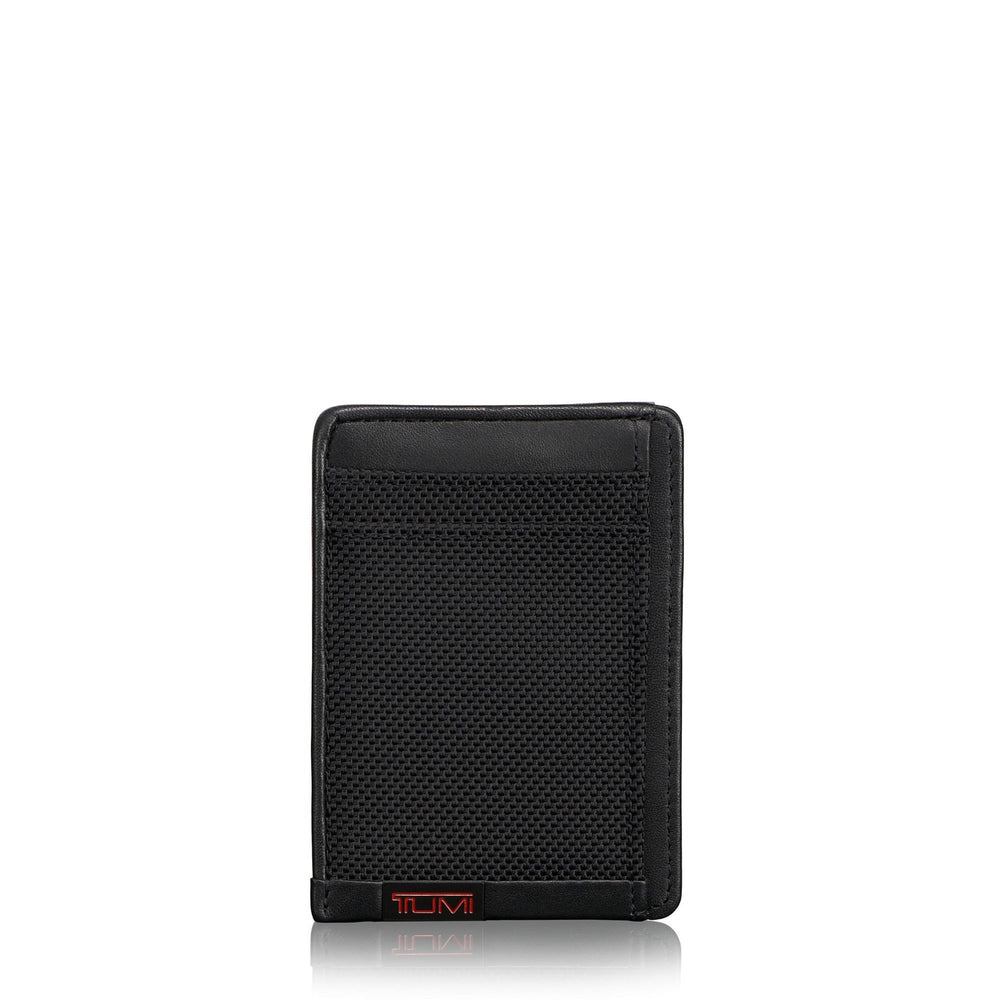Tumi Alpha SLG ID Lock Money Clip Card Case
