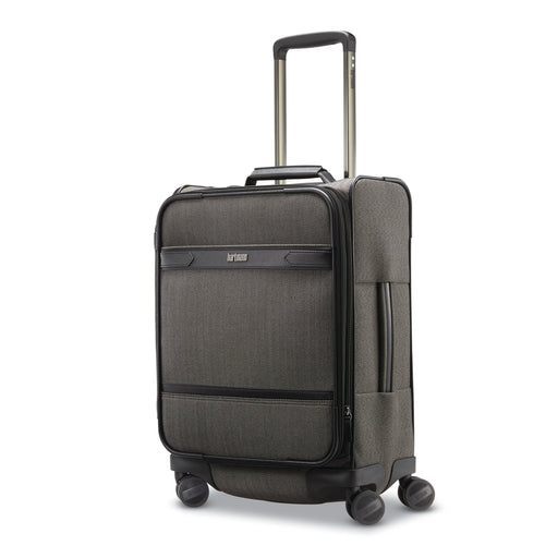 "Hartmann Herringbone Deluxe 20"" Domestic Carry-On Expandable Spinner"