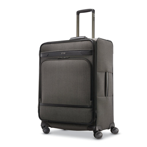 "Hartmann Herringbone Deluxe 24"" Medium Journey Expandable Spinner"