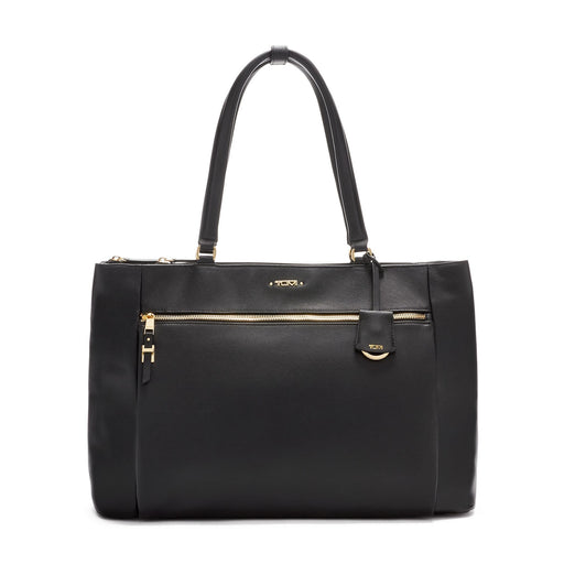 Tumi Voyageur Sheryl Business Tote Leather